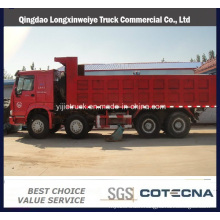 HOWO Brand 8X4 Type 50 Ton Dumper Truck