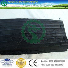 Reclaimed Recycled Rubber