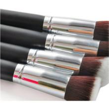 Wisdom 4PCS Synthetic Hair Promotional Makeup Brush Set