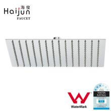 Haijun China Wholesale Cabeça de chuveiro de pressão de aumento de forma retrátil
