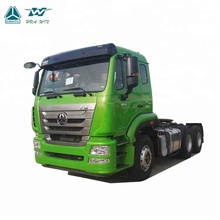 SINOTRUK HOHAN 6x4 Horse Container  Cargo Lorry Prime Mover for Sale