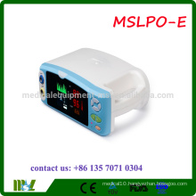MSLPO-E Tabletop patient pulse oximeter