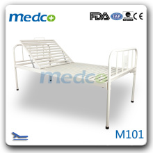 M101 cama de manual do hospital do encosto