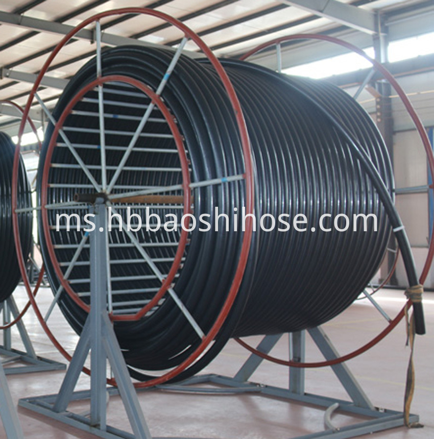 Composite High Pressure Pipe