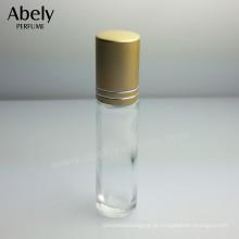 Frasco de perfume pequeno para teste de fragrância