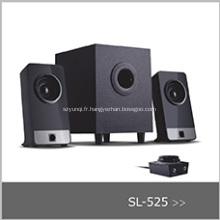 Haut-parleurs multimédia parfaite qualité sonore