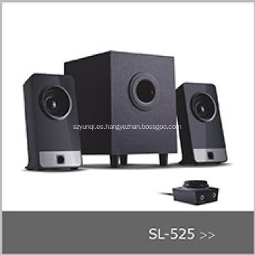 Altavoces multimedia perfecta calidad de sonido