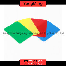 Plastic Cutting Card Casino Table (YM-CC01)