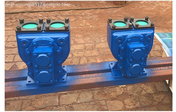 arc gear pump
