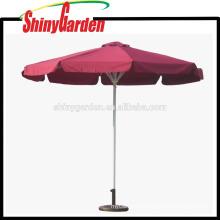 3m Promotional Garden Beach Sun Umbrella,Windproof Fabric For Umbrella,Beach Umbrella With Fringe