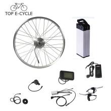 Kit de conversión de bicicleta eléctrica barata kit de bicicleta eléctrica de venta al por mayor 250W 36V