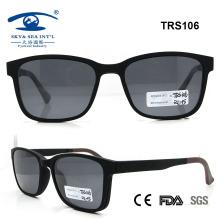 Las últimas gafas de sol hermosas de la manera Tr90 de la alta calidad (TRS106)