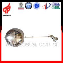 """1 """"Flotador bola de acero inoxidable para la torre de enfriamiento de agua / torre de refrigeración fabrica en China"""