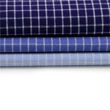 Großhandel Baumwolle Leinen Plaid Shirting Stoff
