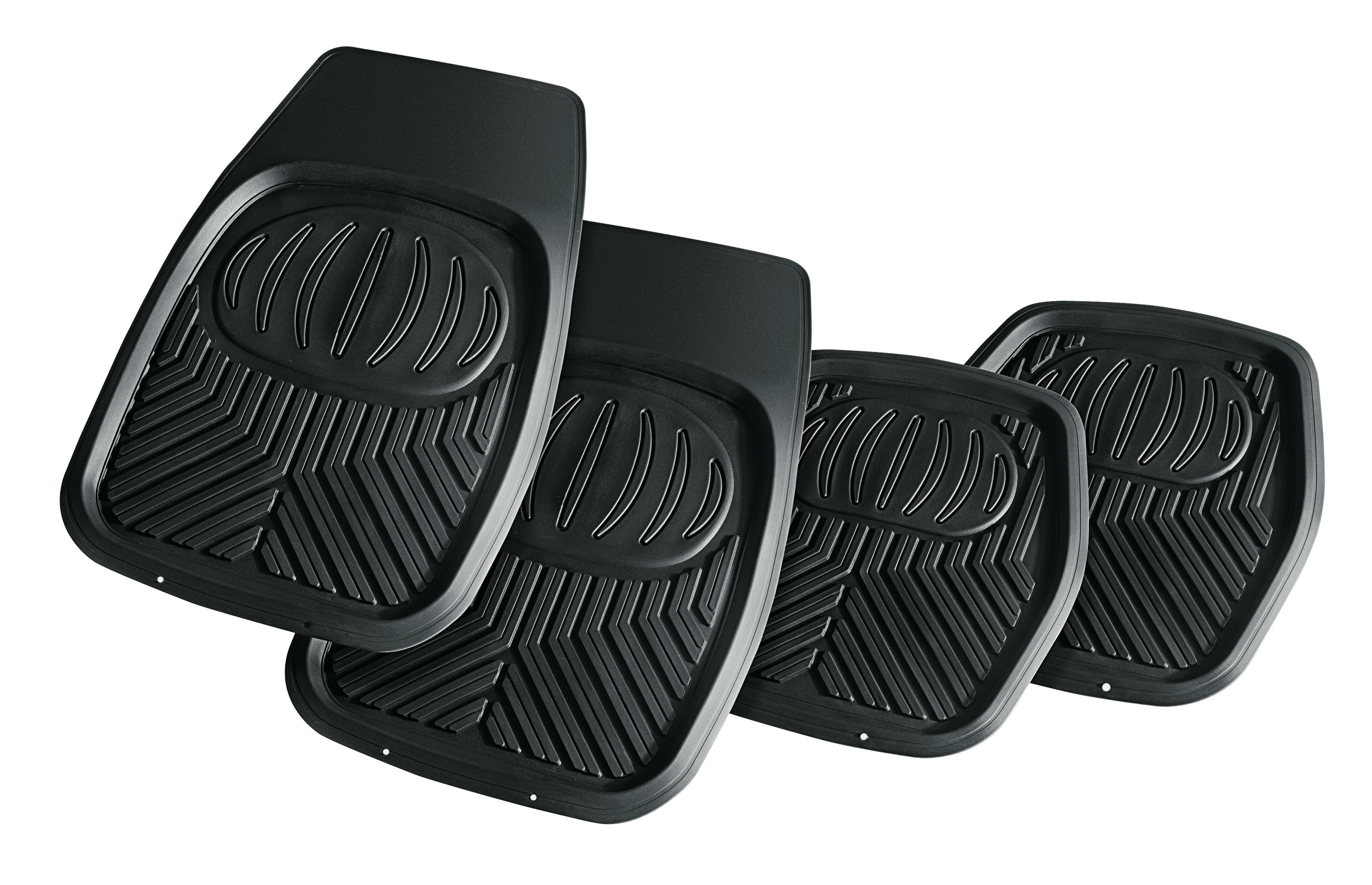 pvc rubber car mats