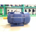 Y2 series small ac cast iron three phase asynchronous induction electric motor