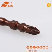 meilleurs embouts de tournevis couleur bronze 65mm