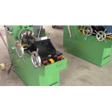 Machine de découpe de filetage pour les barres d'acier