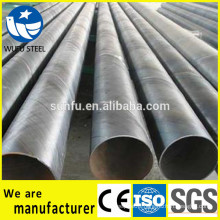 Anti-corrosion ASTM A252 SSAW steel pipe pile in low price