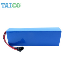 Power 10s6p 36v Li Ion 18ah Rechargeable Bateria Lithium Ion 750w 1000w Electric Bike Silver Fish Battery Pack