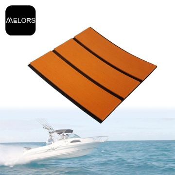 Melors EVA Faux Teak Sheet Boat Pads Decks