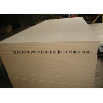 Сырье/Plain МДФ 1220 * 2440 мм высокого качества