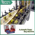 Kraft Paper Valve Sack Bottomer Machine pour ciment (ZT9802S et HD4913)