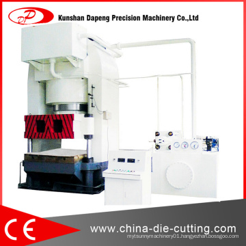 Steel Wire-Wound Hydraulic Press Machine for Large Thin Shell Plates