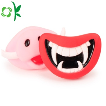 Lovely Silicone Pink-Pig Chew Waterproof Hondenspeelgoed