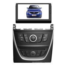 Yessun Windows CE Car Audio pour Geely Yuanjing Gc7 2015 (TS7659)