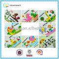 Various lovely DIY EVA foam puzzle for children