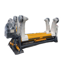 Corrugated Single Facer Cutter Electrical Shaftless Mill Roll Stand Production Line Production Machine Automatic Packaging Line