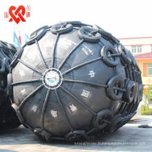 Haute qualité de pneus et type de chaîne pneumatique amortisseur de quai en caoutchouc