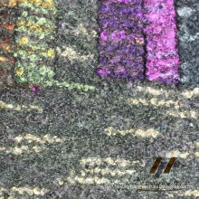35%Acrylic55%Poly10%Wool Knitted Fabric (#UKT25710)