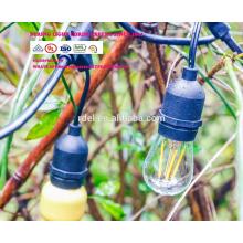 SLT-130 UL-Zulassung IP44 wasserdichtes Amerika Stecker Netzkabel Schnur leuchtet wetterfest
