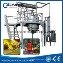 Tq Hoch effiziente ätherisches Öl industrielle Dampfdestillations-Destillationsmaschine