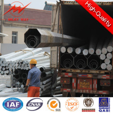 9.5m Electric Power Steel Utility Poles for Sale