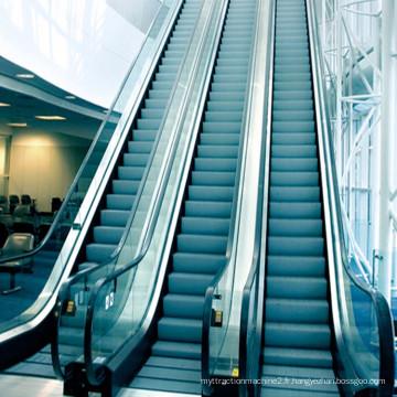 Escalator de passager commercial de démarrage automatique de 600mm 800mm 1000mm