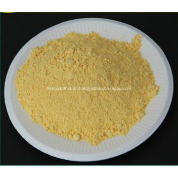 Agente espumante químico amarillo en polvo AC