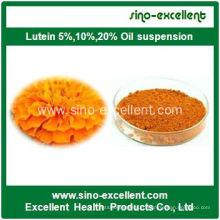 Экстракт календулы Чистый лютеин 5% -98% CAS № 127-40-2