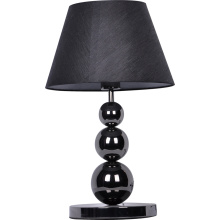 Decorative Black Shade Brass Desk Light (1008)