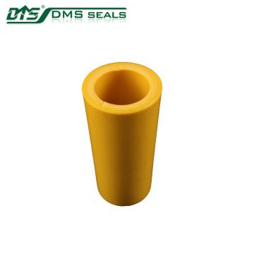Kohlenstoff gefülltes PTFE-Rohr, das für CNC verwendet wird