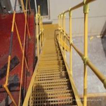 Bell Fiberglass Structural Stair Treads/Stair Treads Grating