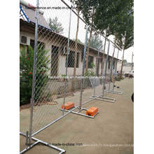 American Temp Chain Link Fencing Panels