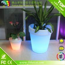 LED Round Pot