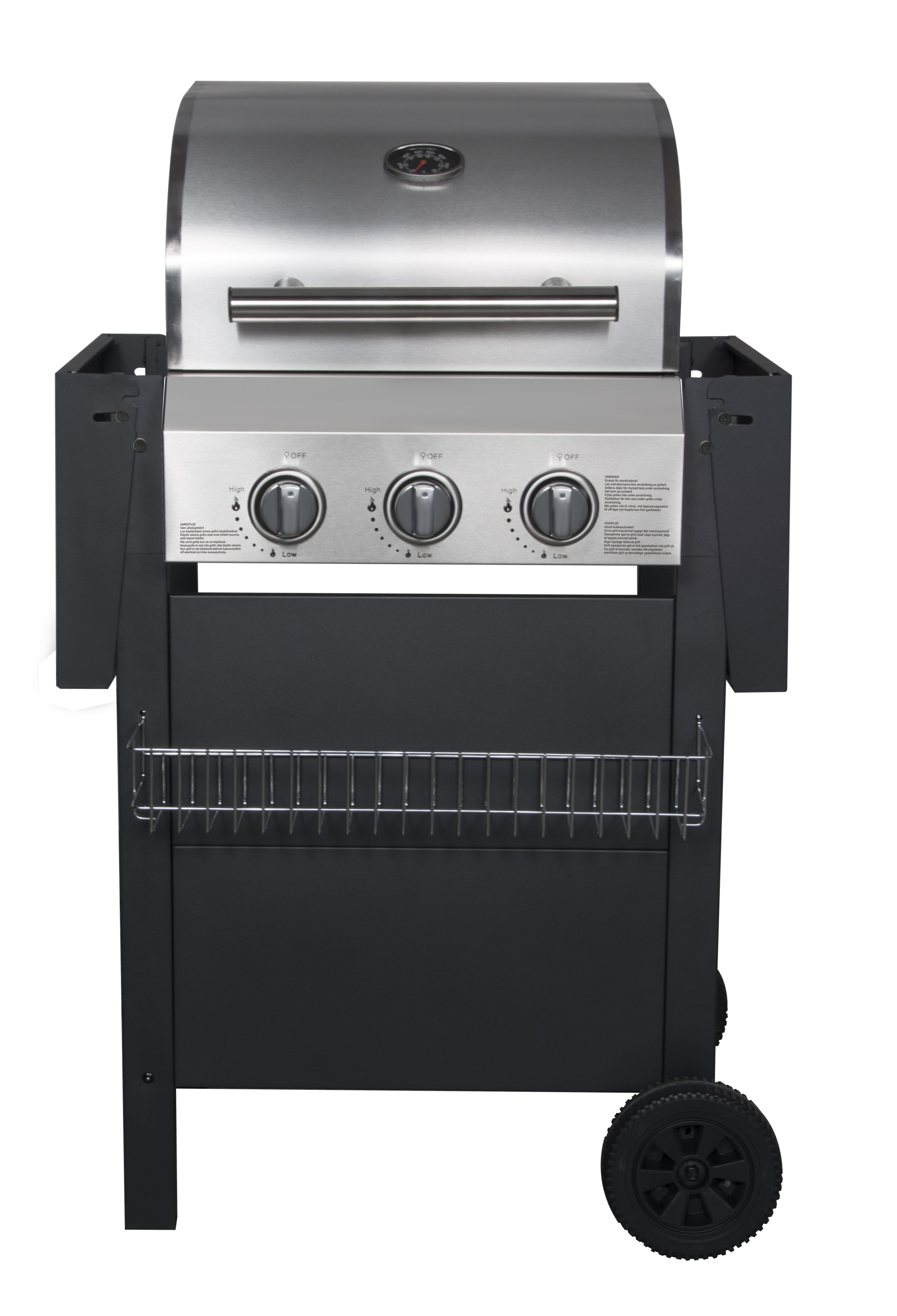 Folding Table Gas Grill