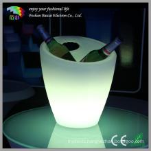 LED Ice Bucket/LED Plastic Bucket