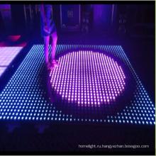 8х8 пиксела СИД интерактивный танцпол для Диско клуба
