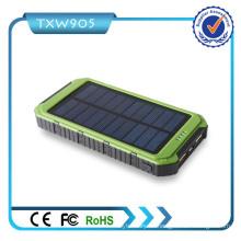 Banco de energía solar portable elegante del panel solar del precio de fábrica de la alta calidad