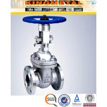 O Wcb de aumentação forjado Wcb do vapor Dn100 aumentou o preço da válvula de Gtae